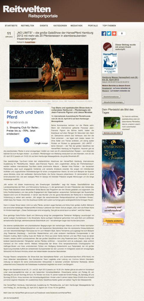 04-2012 Hansepferd online