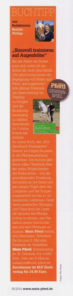 05-2014 Mein Pferd