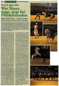 11-2006 Pferdeanzeiger 1